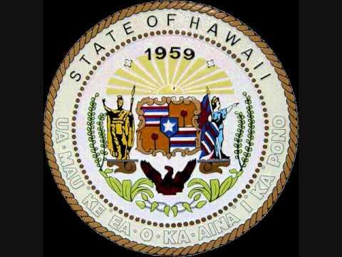 National Anthem of Hawaii