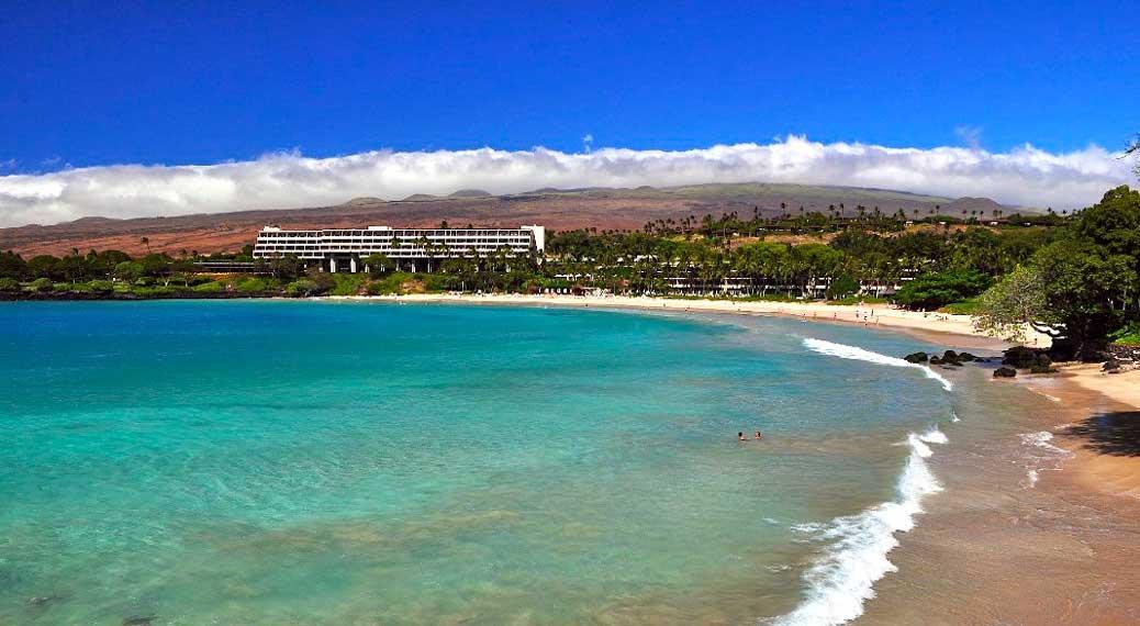 Kauna'oa (Mauna Kea) Beach