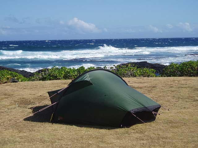 punaluu campsite