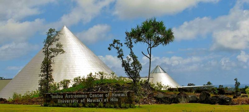 imiloa astronomy center hilo hawaii