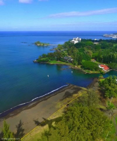 hilo airport, airplane landing, ITO, big island