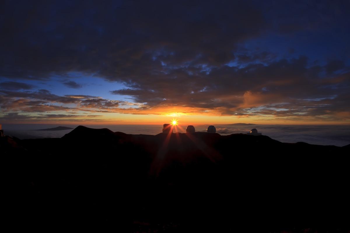 Mauna Kea summit and stars experience