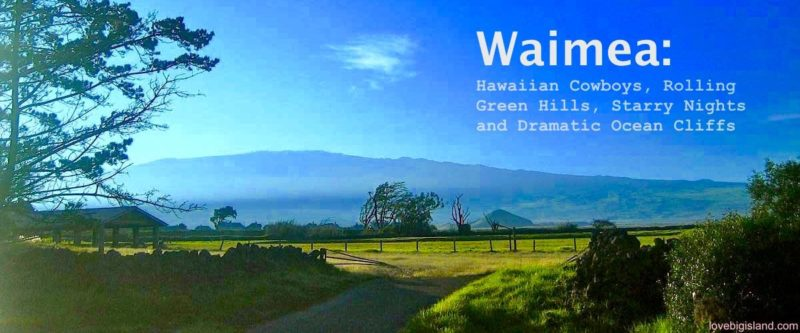 waimea, kamuela, big island, hawaii