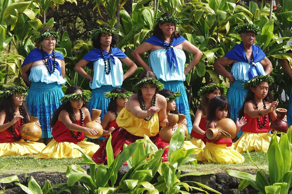 Luau and Hula on the Big Island