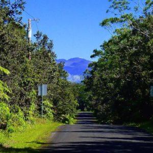 volcano village telescopes mauna kea hawaii big island