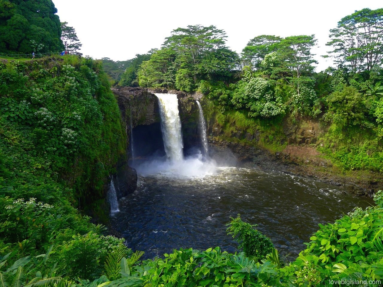 Favorite Waterfalls on the Big Island
