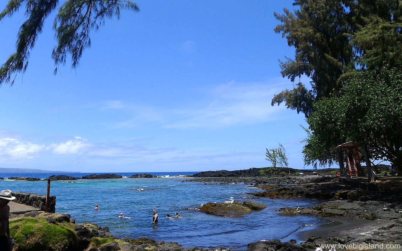 Richardson's Beach and Ocean Park