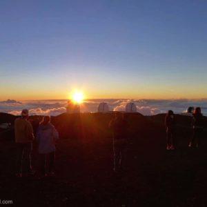 stargazing, mauna kea, big island, hawaii