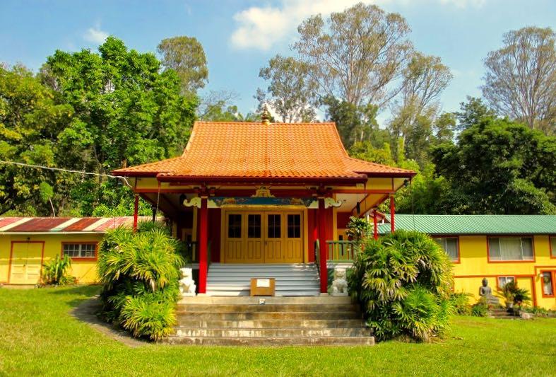 pahala, wood valley temple, Nechung Dorje Drayang Ling, buddhist temple, big island, hawaii